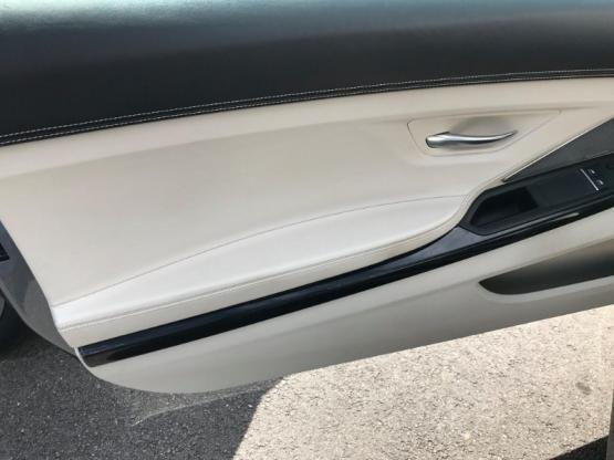 Traitement intérieur cuir auto